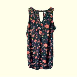 Old Navy Plus size Sleeveless Floral dress